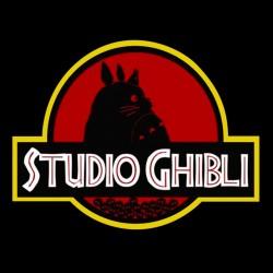 tee shirt Studio Ghibli  sublimation