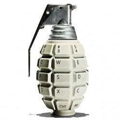 blast keyboard white...