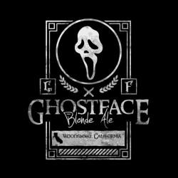 tee shirt ghostface  sublimation