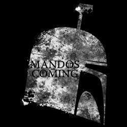 t-shirt mandos are coming black sublimation