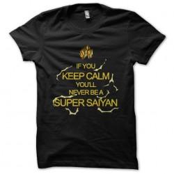 tee shirt if you keep calm...
