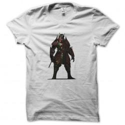 shirt Samurai Fett white sublimation