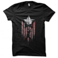 tee shirt Captain star...