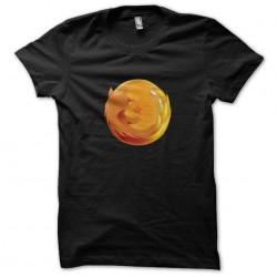tee shirt fox ball...