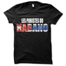 tee shirt Les puristes du...