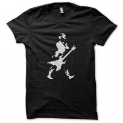 t-shirt rock music black...