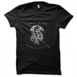 t-shirt sounds of anarchy...
