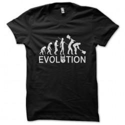tee shirt evolution rock...