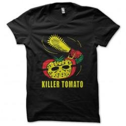 tee shirt killer tomato...