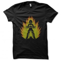 tee shirt super saiyan...