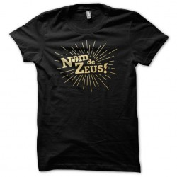 T-Shirt BTTF Name of Zeus...