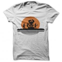 tee shirt avengers rock music  sublimation