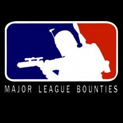 Major League Bounyies shirt black sublimation