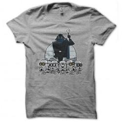tee shirt minions star wars...