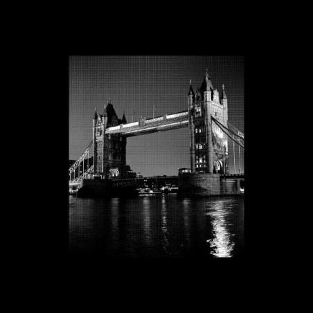 London bridge London bridge black sublimation t-shirt
