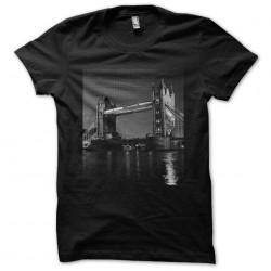 Tee shirt Londres pont London bridge  sublimation