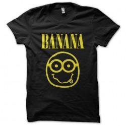 tee shirt Banana minions...