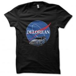 tee shirt Delorean...