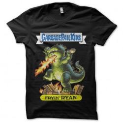 Fryin Ryan t-shirt black...