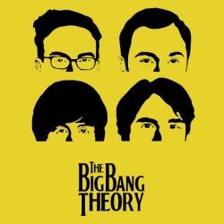 tee shirt big bang theory  sublimation