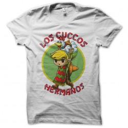 t-shirt los cuccos hermanos...