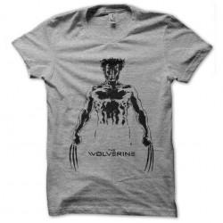 tee shirt the wolverine...