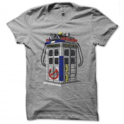 tee shirt ghostbusters...