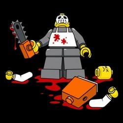 Jason lego t-shirt sublimation