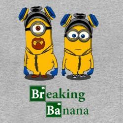 shirt breaking banana gray sublimation
