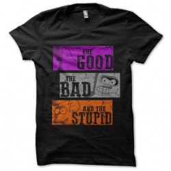 t-shirt the good the bad...