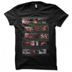 Tee shirt Gore movies color...