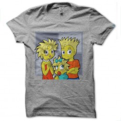 t-shirt simpson version...