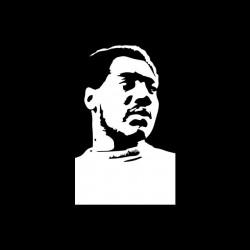 Tee shirt Otis Redding fan art  sublimation