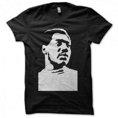 Otis Redding fan art black sublimation t-shirt