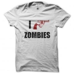 tee shirt I Shotgun Zombies  sublimation