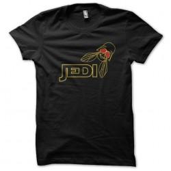Jedi shirt black sublimation