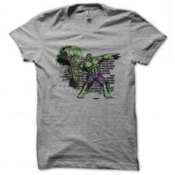 tee shirt the hulk funny...
