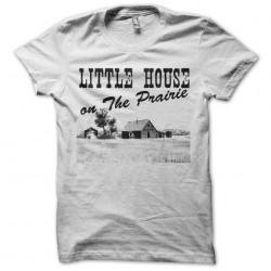 Tee shirt La petite Maison dans la Prairie  sublimation