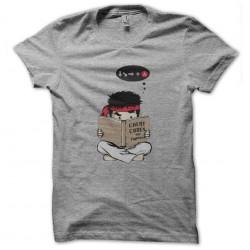 tee shirt street fighter...