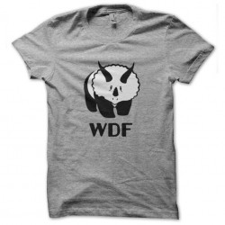 gray sublimation wdf t-shirt