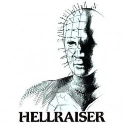 tee shirt Hellraiser...
