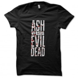 tee shirt ash vs evil dead...