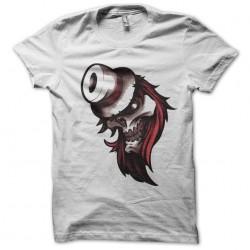 Tee shirt Tattoo1 tête de mort canon  sublimation