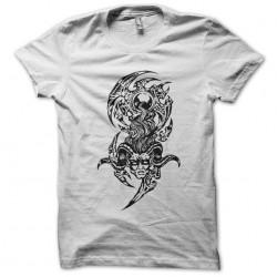 Tee shirt Tatouage de démons en   sublimation