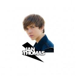 Ian Thomas fan art white...