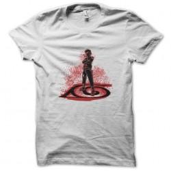t-shirt Naruto Uzumaki white sublimation