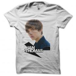 Ian Thomas fan art white sublimation t-shirt