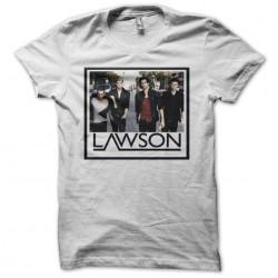 Tee shirt Lawson fan art  sublimation