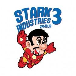 tee shirt stark industries...