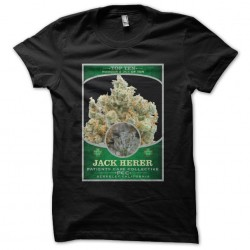Jack Herer cannabis t-shirt...